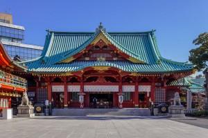 神田神社 御社殿