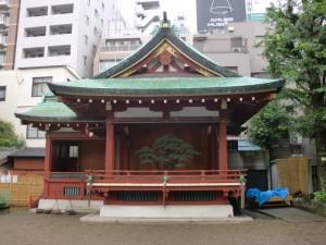 浅草神社 神楽殿