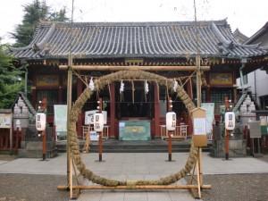 浅草神社 社殿