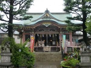 今戸神社 社殿