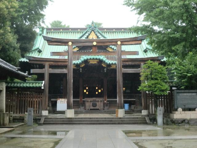 牛嶋神社 御朱印 / 東京都墨田区