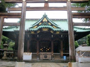 牛嶋神社 社殿