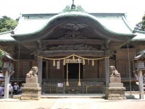 二宮神社 社殿