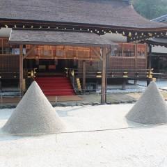 賀茂別雷神社(上賀茂神社) 御朱印 / 京都市北区