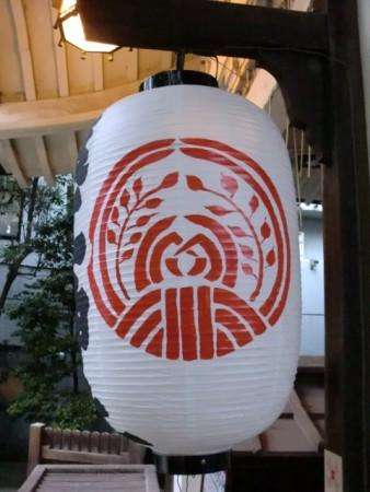 猿江神社提灯