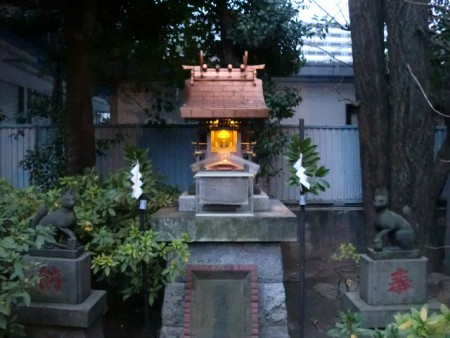 猿江神社 境内社 藤森稲荷社