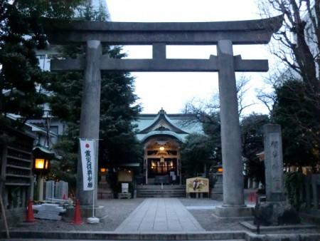 猿江神社鳥居