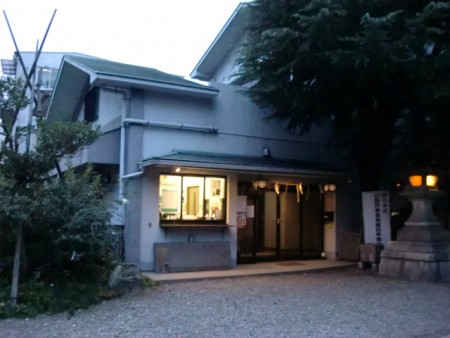 猿江神社社務所
