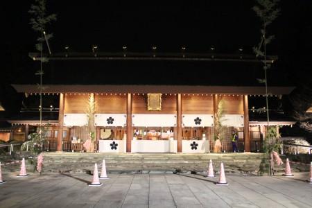櫻木神社 社殿