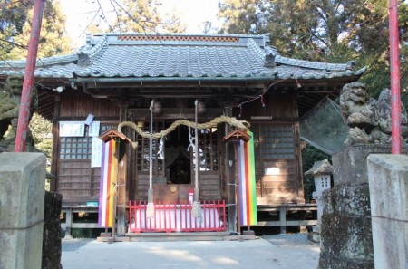 星宮神社社殿
