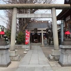 飛木稲荷神社 御朱印 / 東京都墨田区