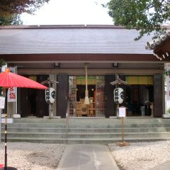 上神明天祖神社 弁天社例祭御朱印/東京都品川区