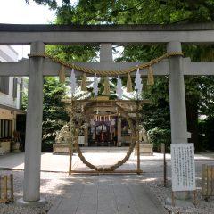 大鳥神社 夏詣御朱印/東京都豊島区