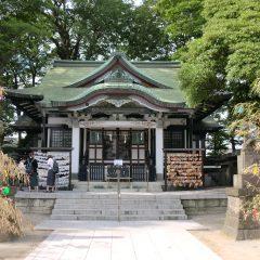亀有香取神社 七夕御朱印/東京都葛飾区