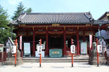 浅草神社社殿