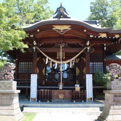 行田八幡神社 御朱印/埼玉県行田市