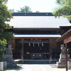 忍東照宮・諏訪神社 御朱印/埼玉県行田市