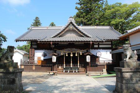 眞田神社社殿