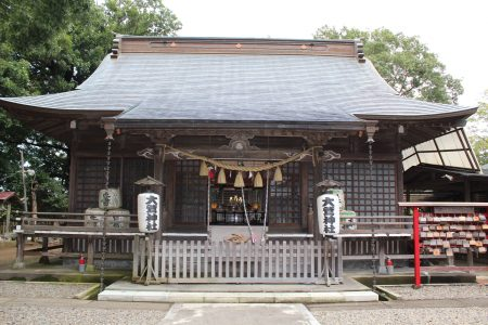 大鷲神社社殿