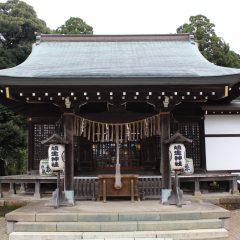 埴生神社 御朱印/千葉県成田市