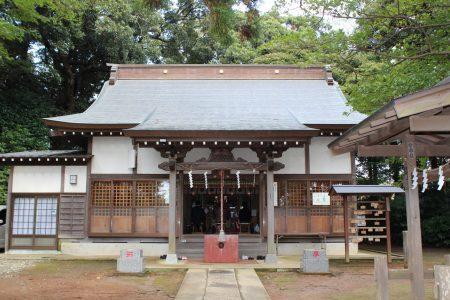 宗像神社社殿