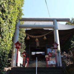 産泰神社 御朱印/群馬県前橋市
