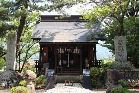 真田神社社殿