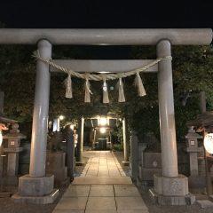 琴平神社 式年大祭限定御朱印/千葉県野田市