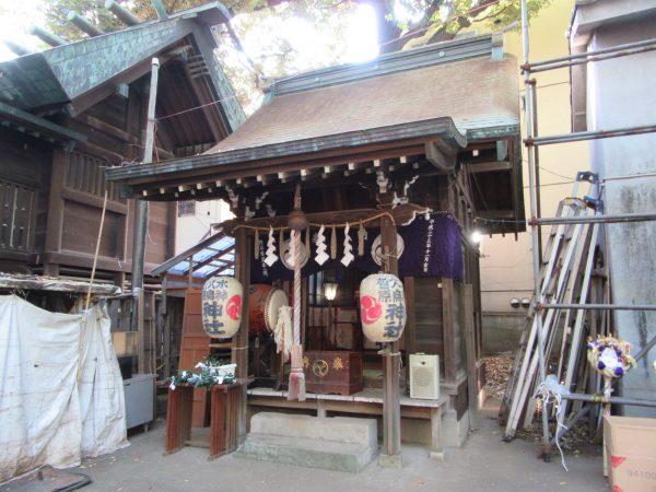 代田橋大鳥神社 酉の市御朱印 / 東京都世田谷区