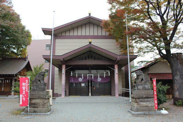 日野八坂神社 御朱印 / 東京都日野市