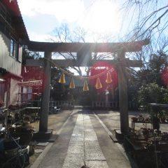関宿香取神社 御朱印 / 千葉県野田市