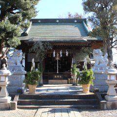 浅間神社(流山) 御朱印 / 千葉県流山市