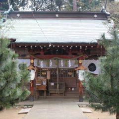 麻賀多神社(台方) 御朱印 / 千葉県成田市