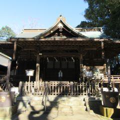 神崎神社 御朱印 / 千葉県香取郡神崎町