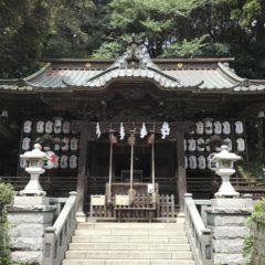 大甕神社(大甕倭文神宮) 御朱印 / 茨城県日立市