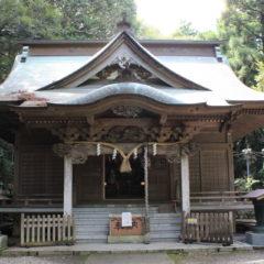 泉神社 御朱印 / 茨城県日立市